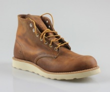 Red Wing Red Wing Heritage Round Toe Boot
