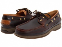 Sperry Sperry Men's Gold Cup Asv Two-Eye Boat Shoes, Amaretto
