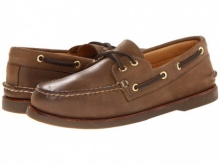 Sperry Sperry Gold Cup Authentic Original 2-Eye Boat Shoe Darktan