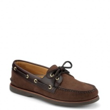 Sperry Sperry Gold Cup Authentic Original 2-Eye Boat Shoe Brown/bucbrown
